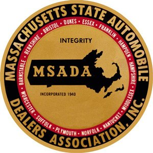 Massachusetts State Automobile Dealers Association (MSADA) Logo